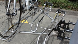 Apex 3 Position Bike Racks