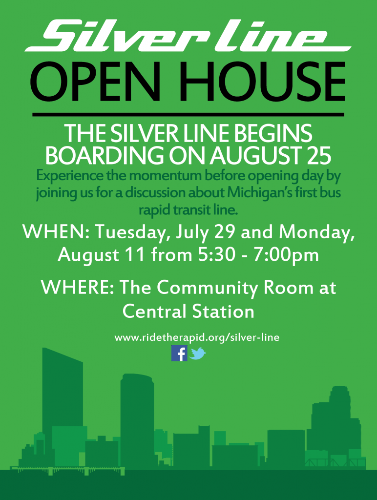 Silver Line Open House