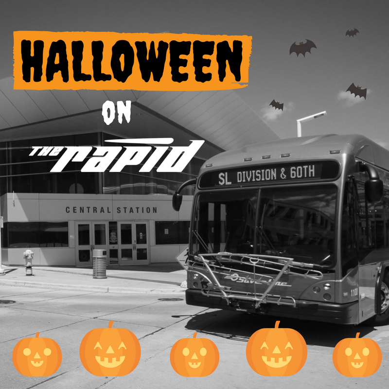 Halloween at The Rapid