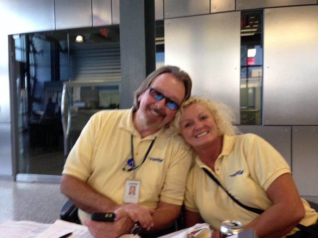 Cindy C. Bus Operator of the Month