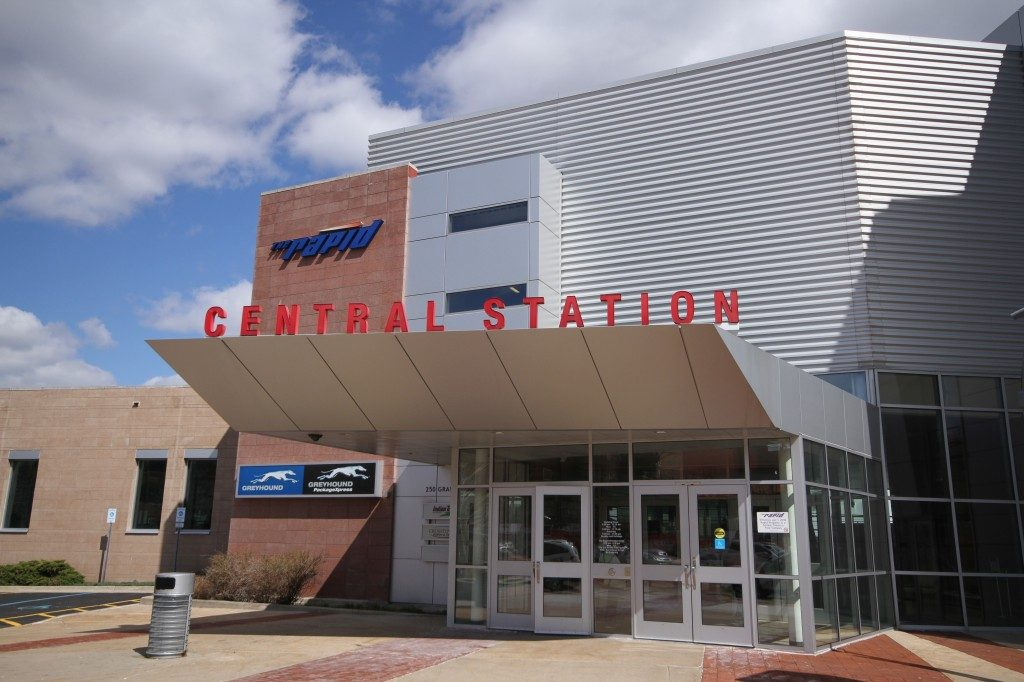 Rapid Central Station