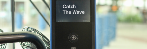Catch The Wave reader