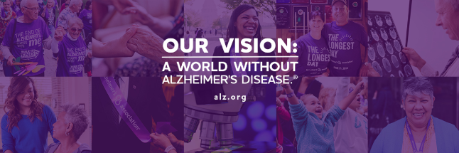 Alzheimer's Association: A world without Alzheimer's Disease