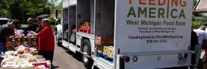 Feeding American West Michigan Mobile Food Bank