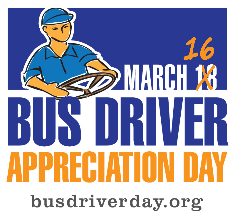 Bus Driver Appreciation Day 2018