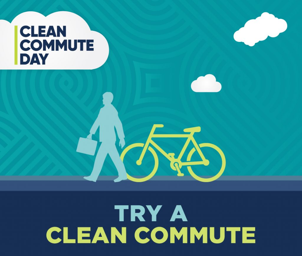 Try a Clean Commute!