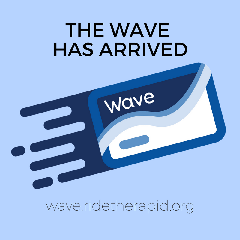 The Wave Ride The Rapid