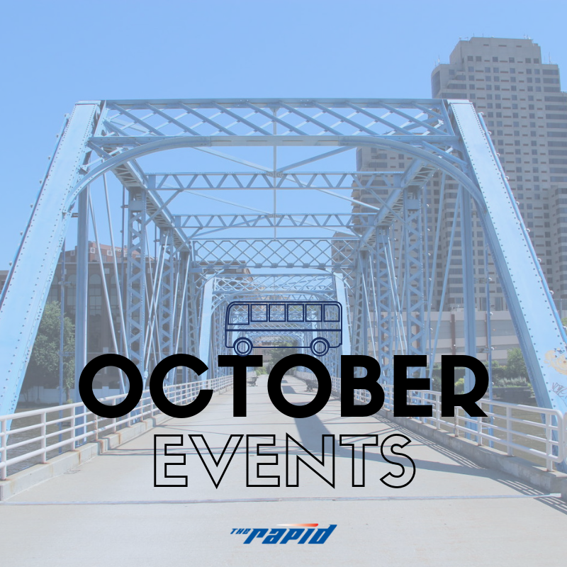 October Events in Grand Rapids