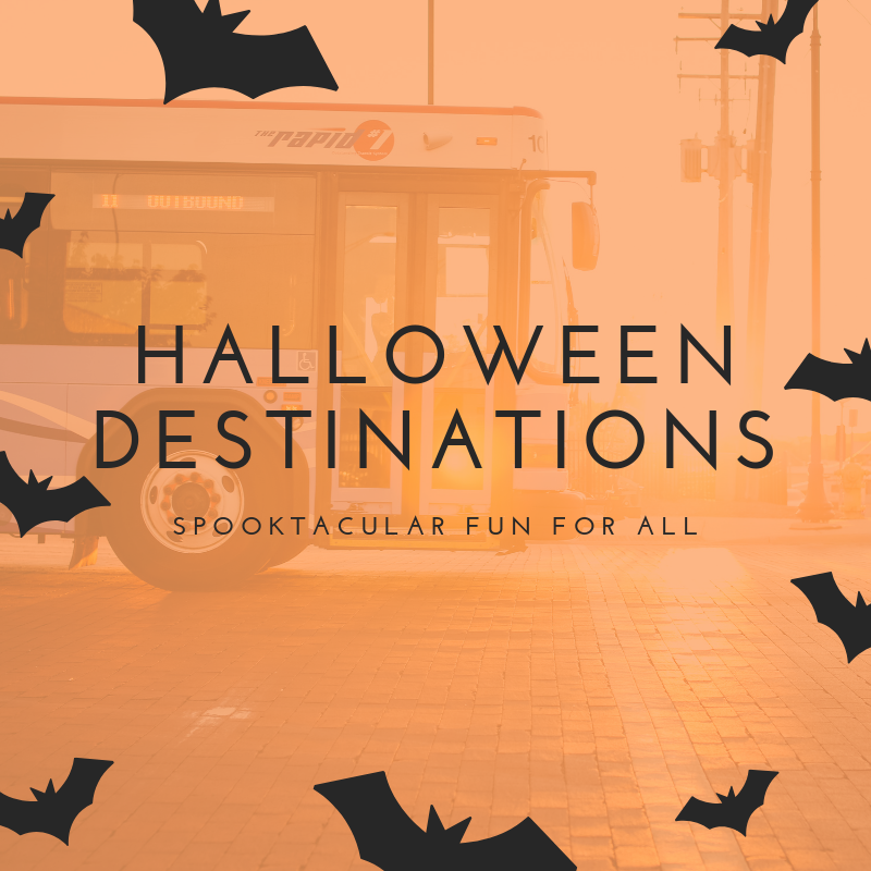 Halloween Destinations