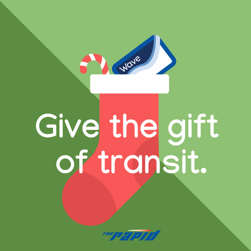 Gift The Gift of Transit
