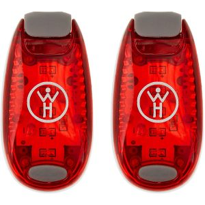 Red LED Safety Reflector
