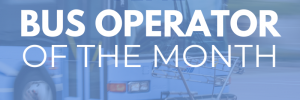 Bus Operator of The Month