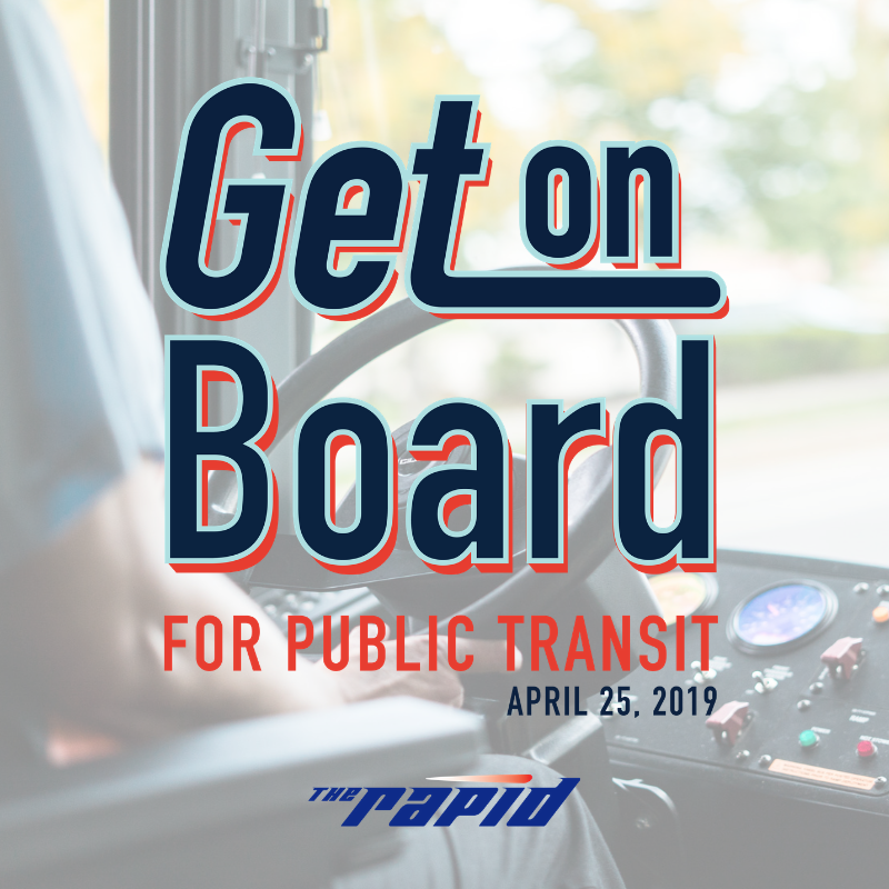 Get on Board for Public Transit